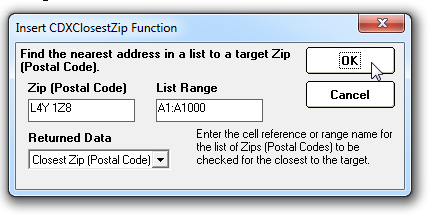 CDX Technologies | Canadian Postal Code Database – New To